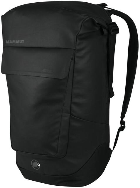 Mammut Klettergurt Maße : Mammut seon courier daypack l black campz